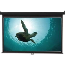 Wide-Format Projection Screen