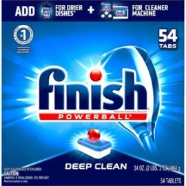 All-in-1 Dishwasher Tabs