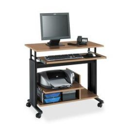 Adjustable Mini-Tower Workstation