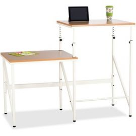 Bi-Level Stand/Sit Desk