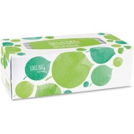 100% Recycled Facial Tissues