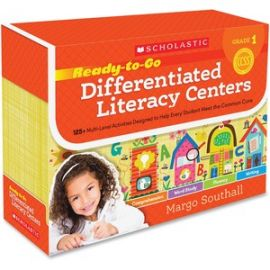 Ready-to-go Grade 1 Differentiated Literacy Kit