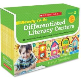 Res. Grade 2 RTG Differentiated Literacy Center