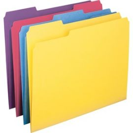 File Folders with Antimicrobial Product Protection