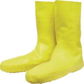 Servus Disposable Yellow Latex Booties