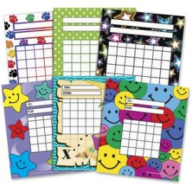 Assorted Incentive Charts