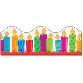 Birthday Candles Board Trimmers