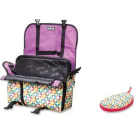 Reversible Messenger Bag Set