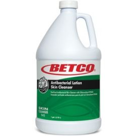 Antibacterial Lotion Skin Cleanser