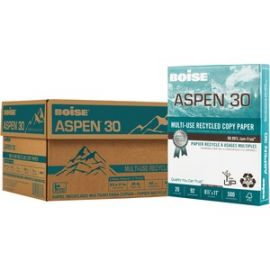 ASPEN 30 Multi-Use Recycled Copy Paper