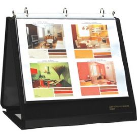Insta-Cover Round Ring Easel Binder