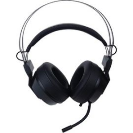 The Authentic F.R.E.Q. 2 Gaming Headset, Black