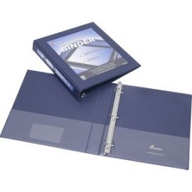 D-ring Frame View Binder