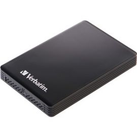 256GB Vx460 External SSD, USB 3.1 Gen 1 - Black