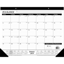 Classic Monthly Desk Pad