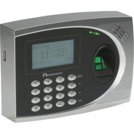 TimeQPlus Biometric Time & Attend System
