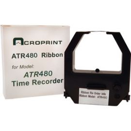 2-color Ribbon Time Clock Cartridge