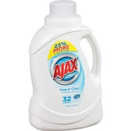 Free/Clear Liquid Laundry Detergent