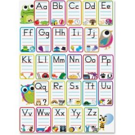 Magnetic Alphabet Calendar Set