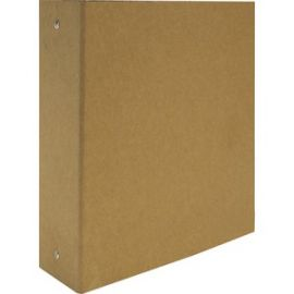 Bare Essentials Round Ring Binder