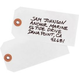 Tyvek Shipping Tags