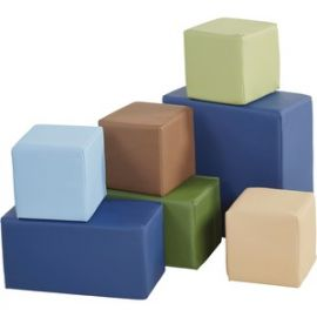 SoftZone 7-Piece Big Blocks