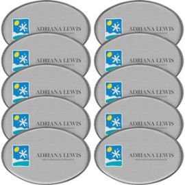 Mighty Badge Silver Introductory Kit