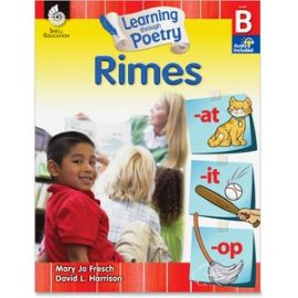 K-1st Learning Poetry Rimes Book