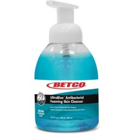 Ultra Blue Antibacterial Skin Cleanser