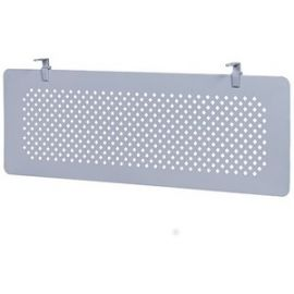 Simple System 48 x 18 Modesty Panel, Silver