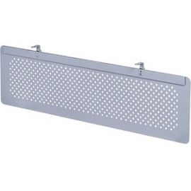 Simple System 58 x 18 Modesty Panel, Silver