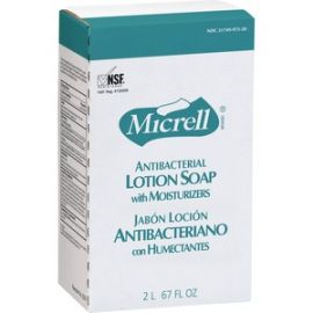 NXT Antibacterial Lotion Soap Refill