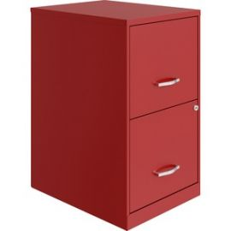 "SOHO 18"" 2-drawer File Cabinet"
