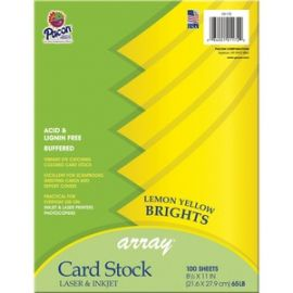 Color Brights Card Stock