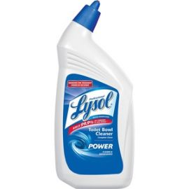Power Toilet Bowl Cleaner