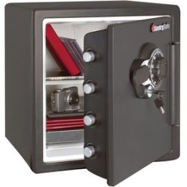 Combination Fire/Water Safe