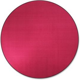 Classic Solid Color 12' Round Rug