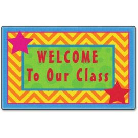 Silly Welcome Mat Seating Rug