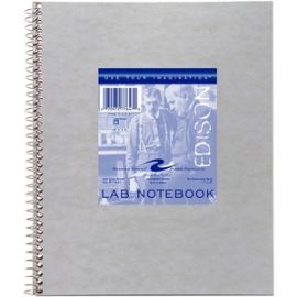 Wirebound Lab Notebook