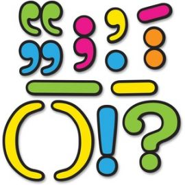Punctuation Magnetic Accents