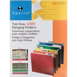 Tabview Hanging File Folders