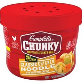 Chunky Classic Chicken Noodle Soup