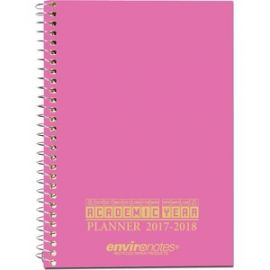 """Academic Planner WB 7.5""""x5"""" (Dated) WK"""