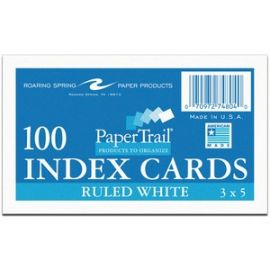 PaperTrail Note Card