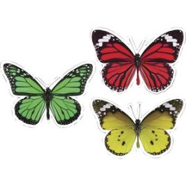 Woodland Whimsy Butterflies Cut-Outs Set