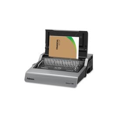 Galaxy-E 500 Electric Comb Binding Machine & Starter Kit