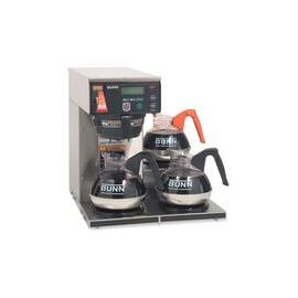 12-cup Digital 3-Warmer Commercial Brewer