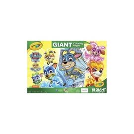 Nickelodeon's Paw Patrol Giant Pages