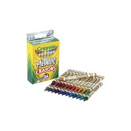 Metallic Crayons