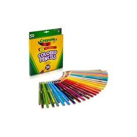 Presharpened Colored Pencils